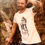 camiseta caballo animal de poder animal totemico animales de poder animales totemicos