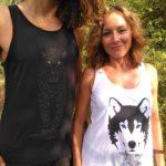 camiseta jaguar lobo animal de poder animal totemico animales de poder animales totemicos
