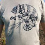 camiseta camaleón animal de poder animal totemico animales de poder animales totemicos