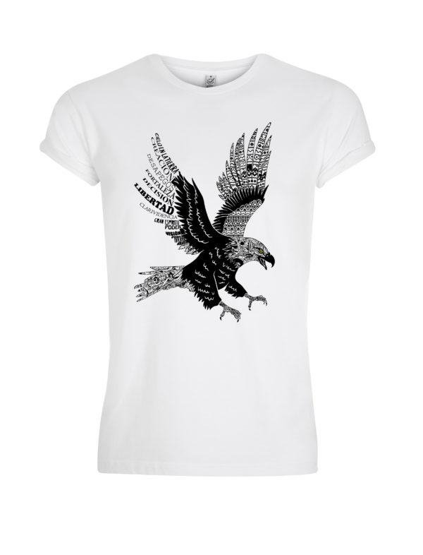 camiseta aguila animal de poder animal totem animales de poder animales totemicos