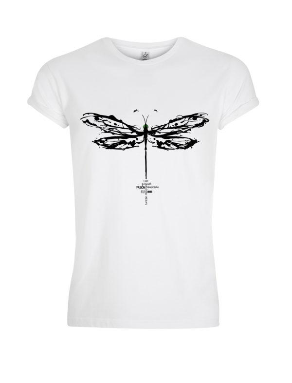 camiseta libelula animal de poder animal totemico animales de poder animales totemicos