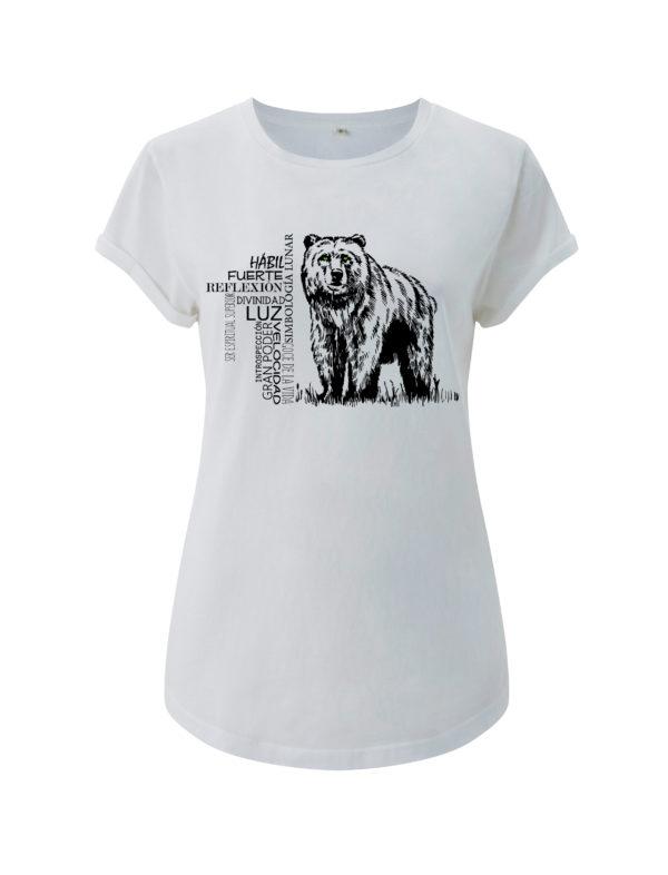 camiseta oso animal de poder animal totemico animales de poder animales totemicos