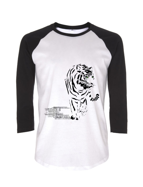 camiseta tigre animal de poder animal totem animales de poder animales totemicos